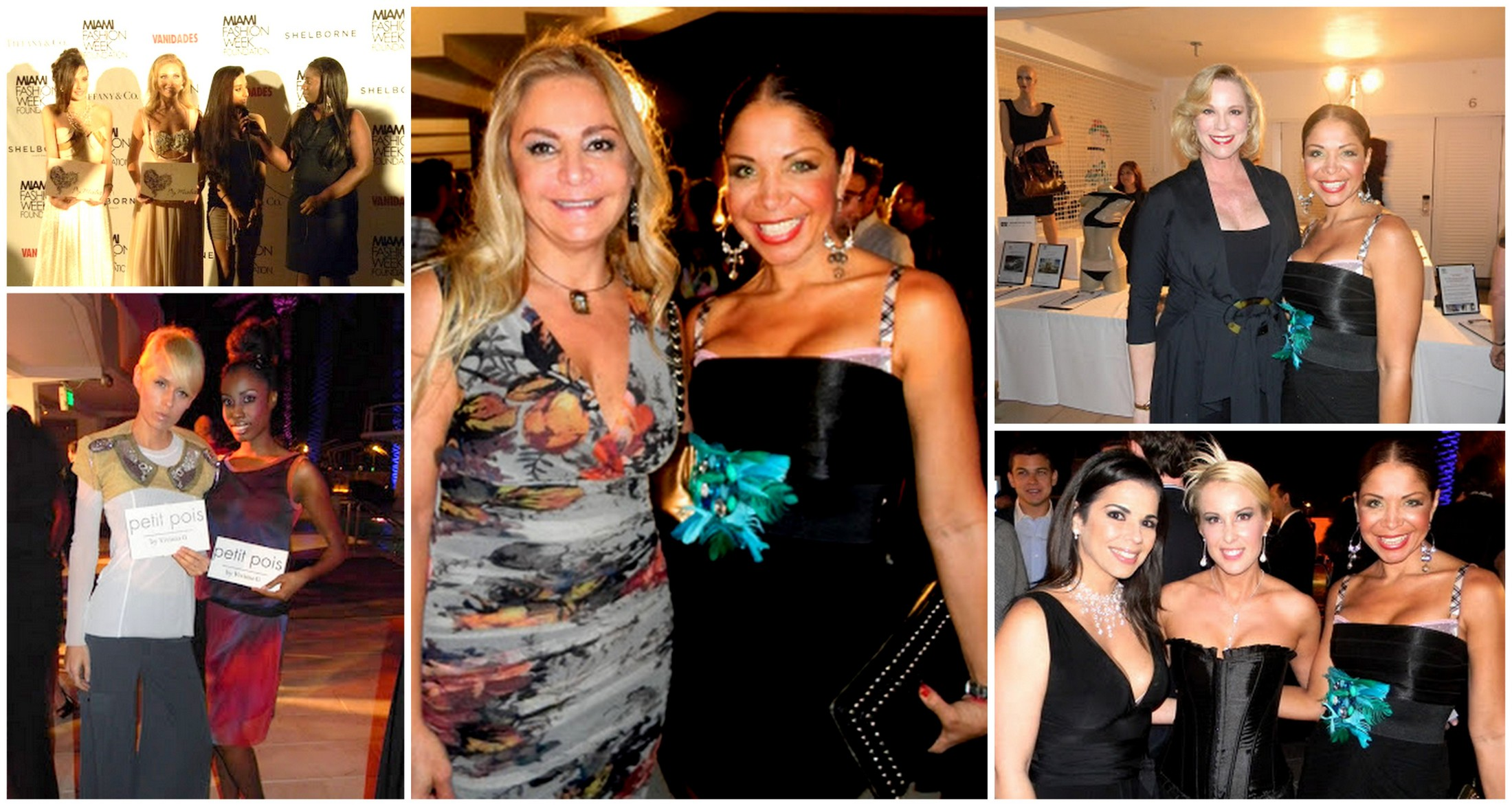 Miami Beach International Fashion Week: Third Annual Humanitarian Awards