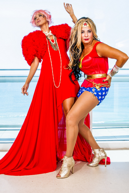 Independence Day: 'Fashion Heroes' of Miami