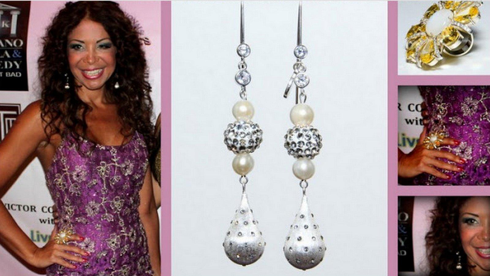Maria Hamilton's Designs at Women In The Arts Miami