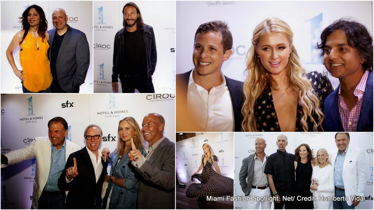 "1 Hotel & Homes South Beach Launches With VIP ""100 at 1"" Rooftop Event"