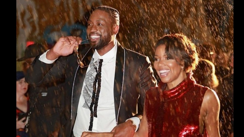 Dwyane Wade Hosts 'A Night on the Runwade'