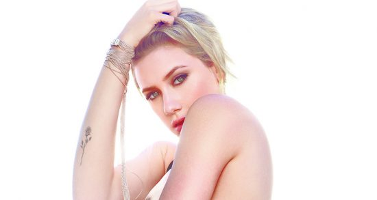 Ocean Drive Magazine celebrates its 25th anniversary with Lili Reinhart on the February issue's cover