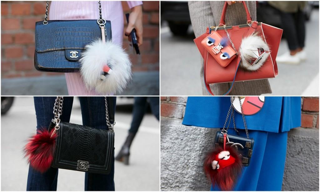 Handbag Report: Pom-Pom Mania