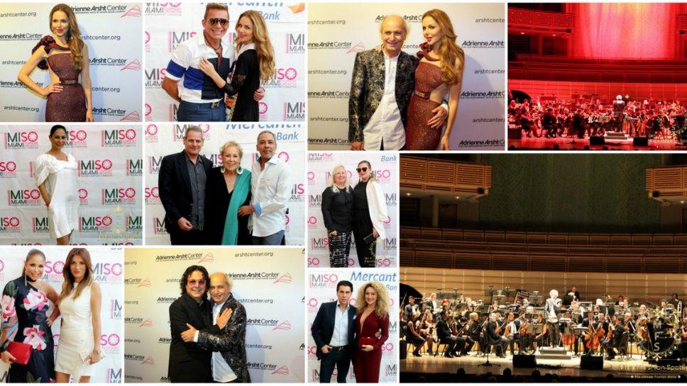 La Orquesta Sinfónica de Miami presenta con exito 'Miami Pops' en el Adrienne Arsht Center