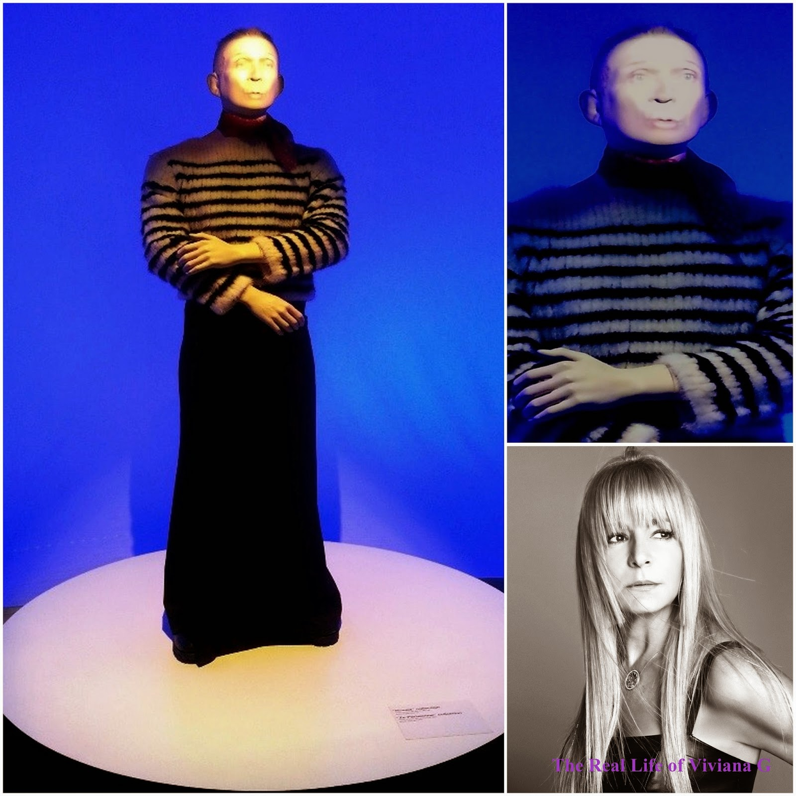 The Real Life of Viviana G: Salute to You, Jean Paul Gaultier!