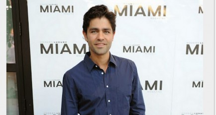 Entourage Star Adrian Grenier Celebrates Cover Issue
