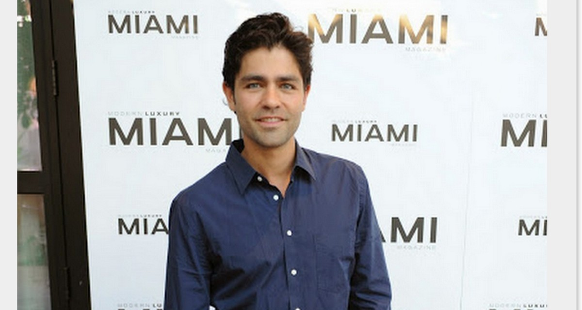 Entourage Star Adrian Grenier Celebrates Cover Issue at new 1 Hotel South Beach‏