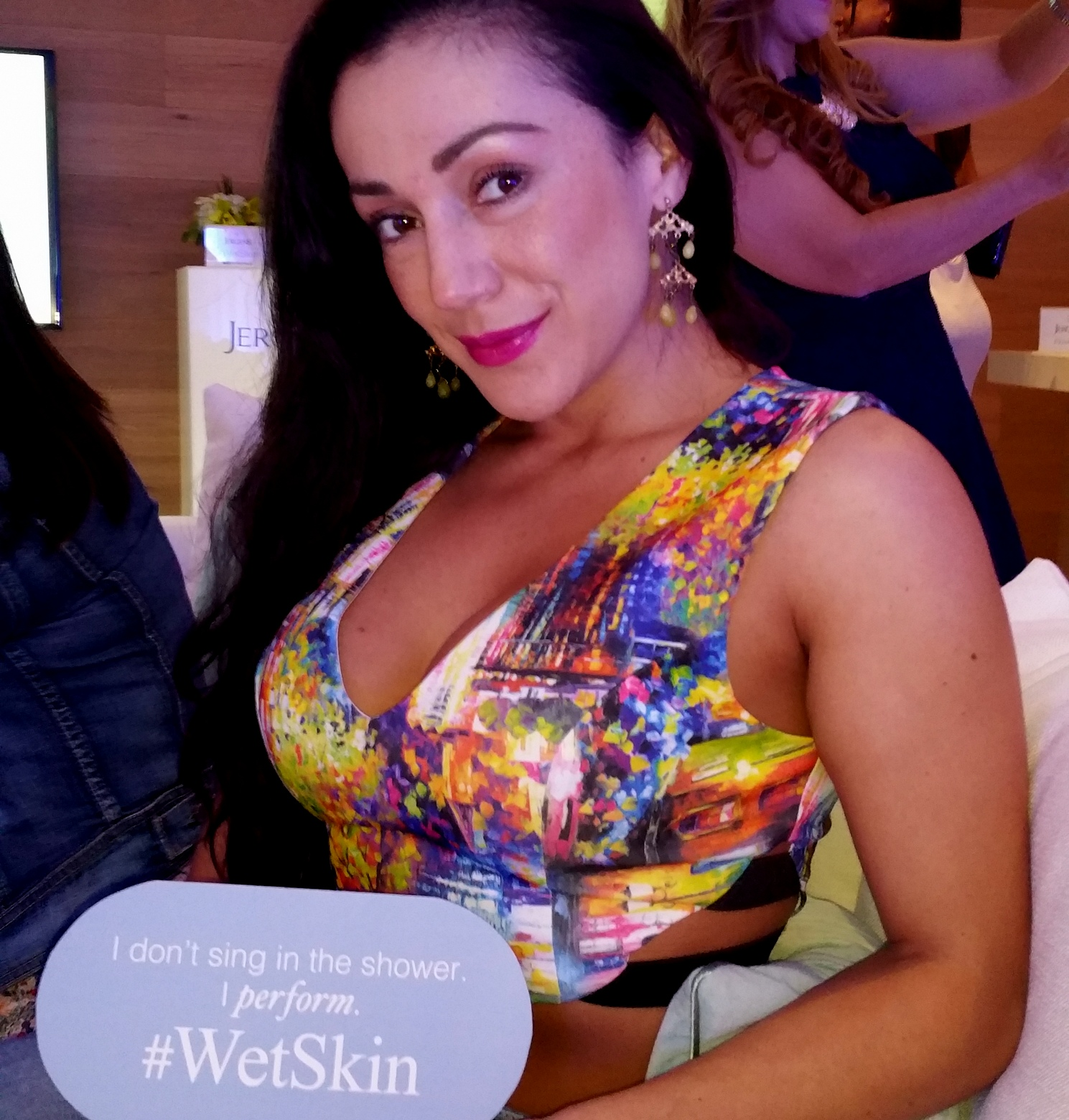 Jergens Wet Skin at Miami Swim Week