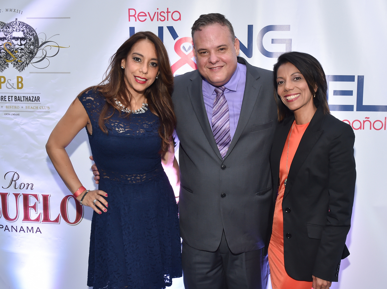 Living & Travel en Español Anniversary Party