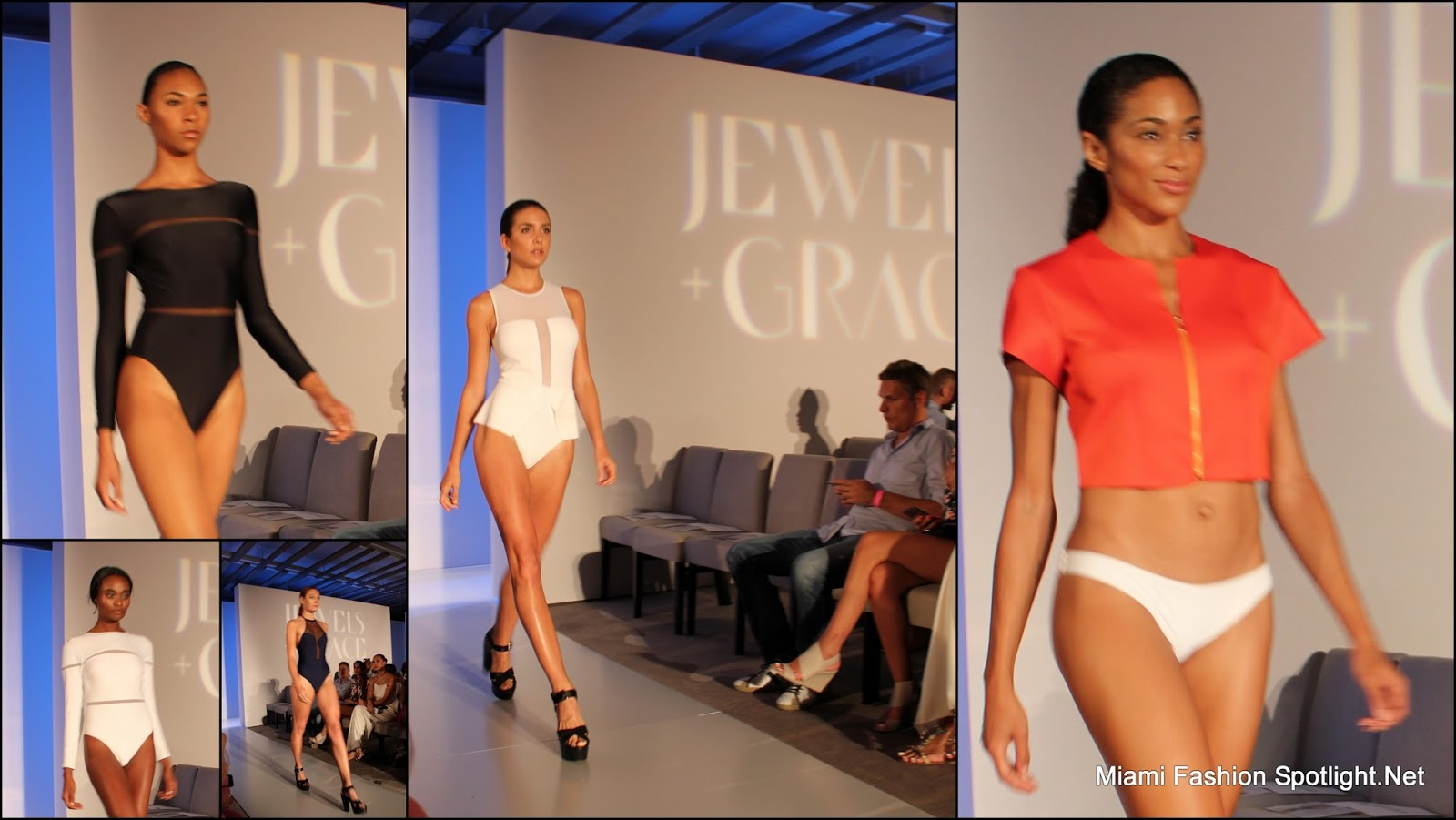 Jewels +Grace at Miami Swim Week 2016.