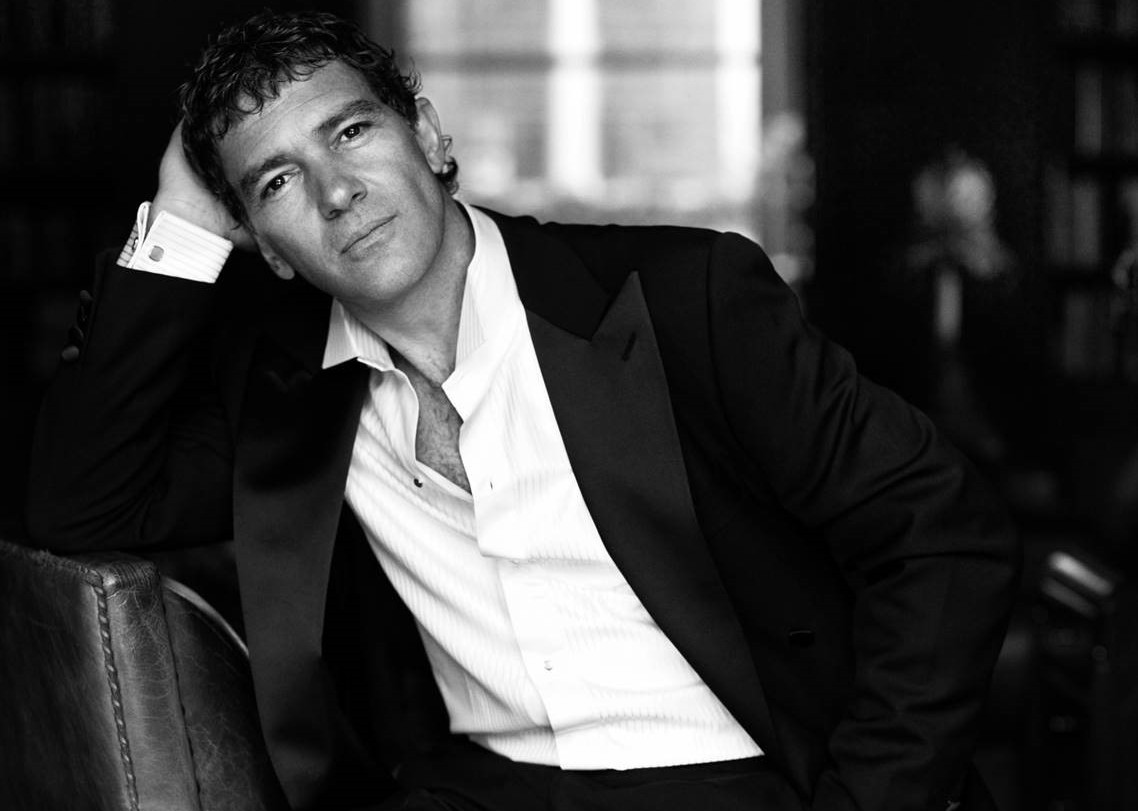 Antonio Banderas Officially Becomes Miami Fashion Week's Honorary President‏