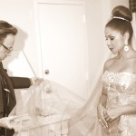 Bridal fashion: Samy Gicherman, What Does it Take to be a Bridal Designer?