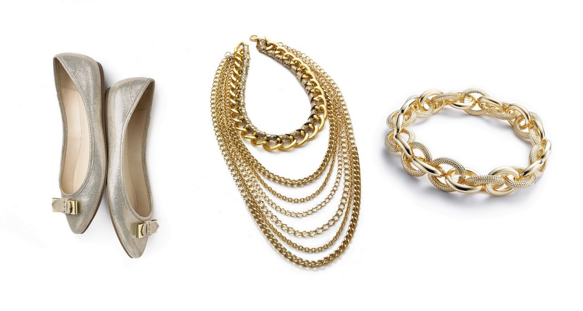 Holiday Gold Fever: Must Have Accessories to Sparkle Everyday