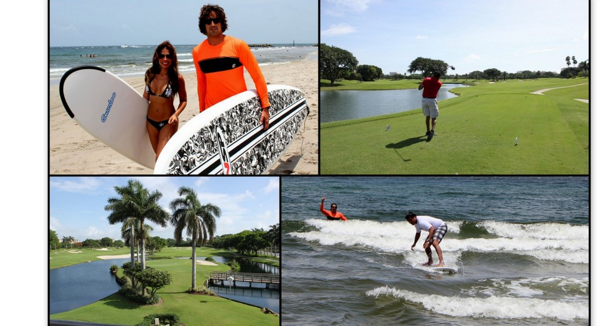 Boca Raton Resort & Club: Adventure on water & sophistication on land!