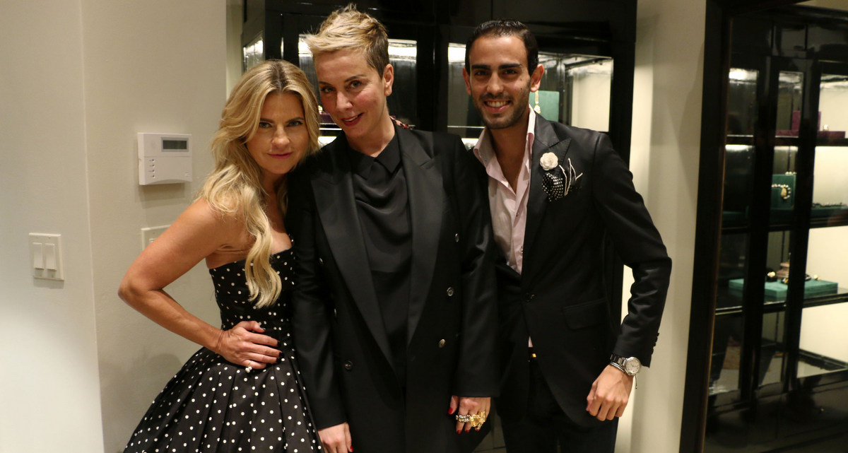 Lucifer Vir Honestus celebrates grand opening‏ at The Ritz-Carlton Coconut Grove