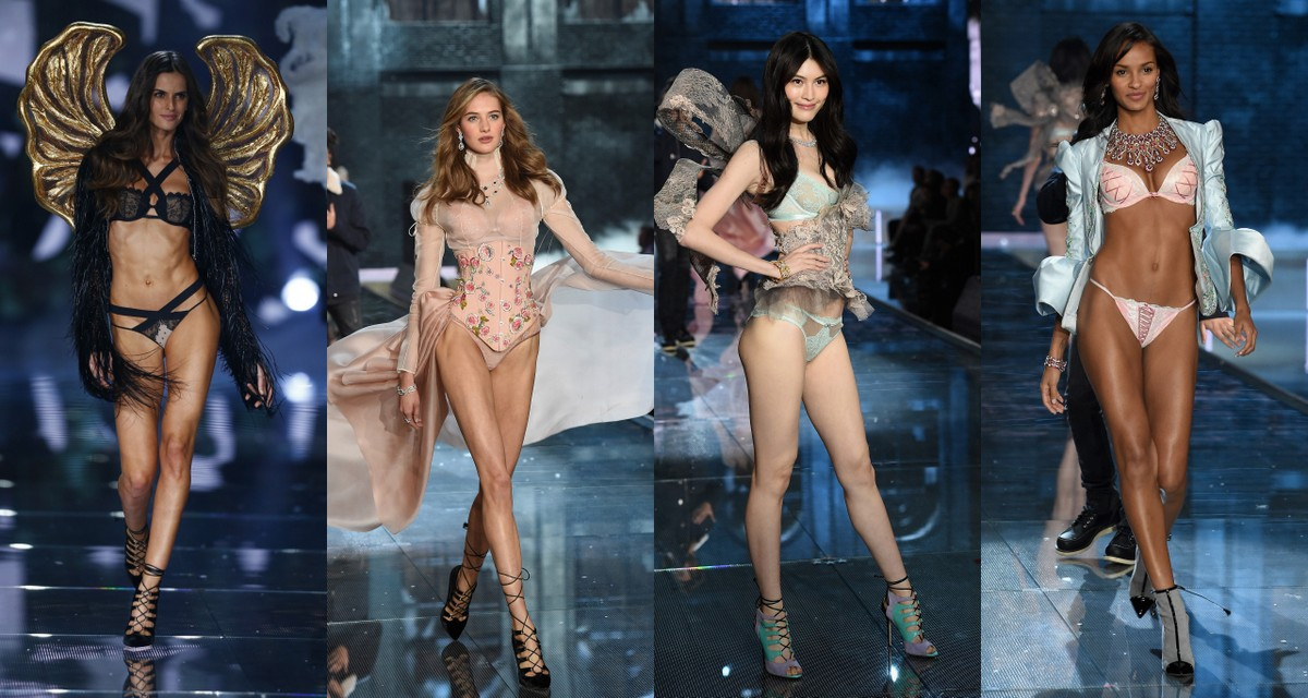 The 2015 Fashion Show Trends on the Runway