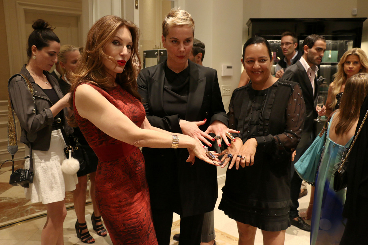 'Lucifer Vir Honestus' celebrates grand opening‏ at The Ritz-Carlton Coconut Grove
