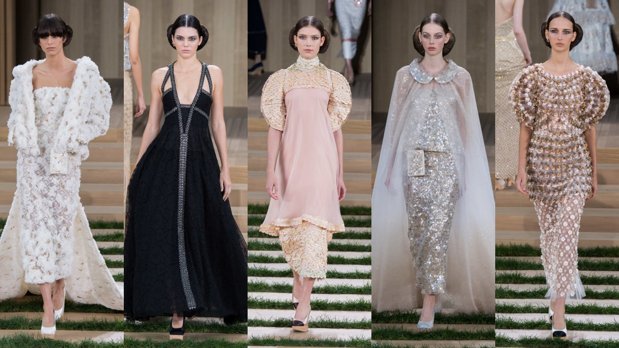 Chanel Spring-Summer 2016 Haute Couture Collection at Paris Fashion Week