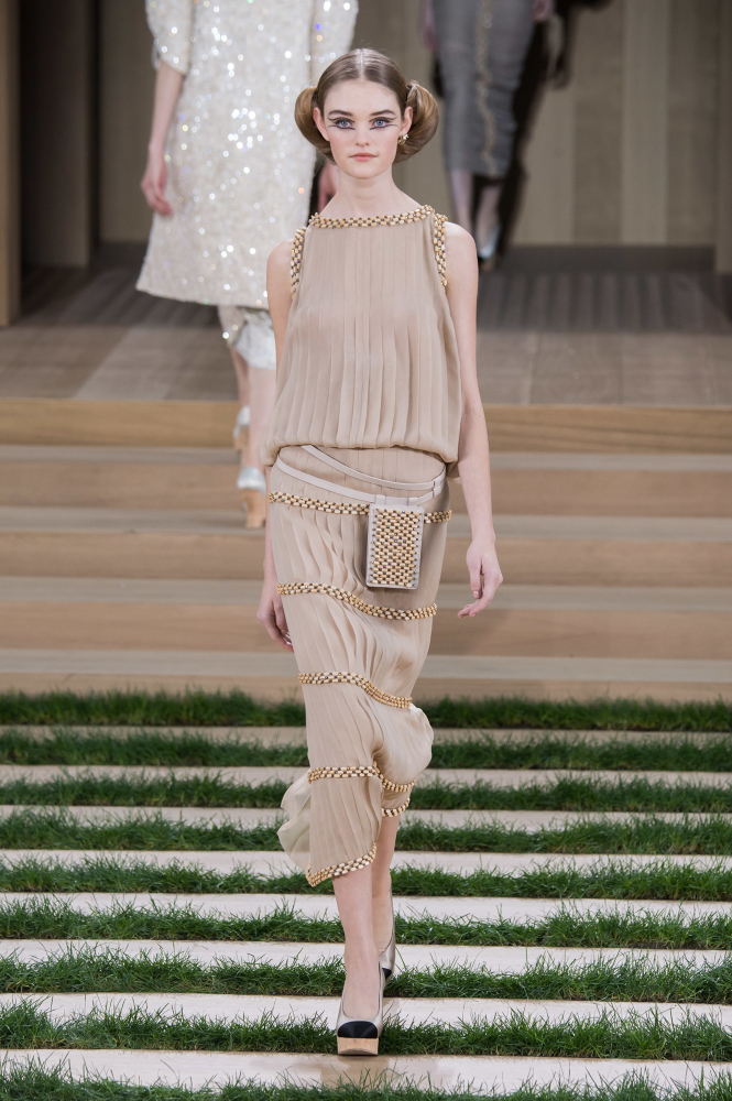 Chanel Haute Couture Spring/Summer 2016 Collection