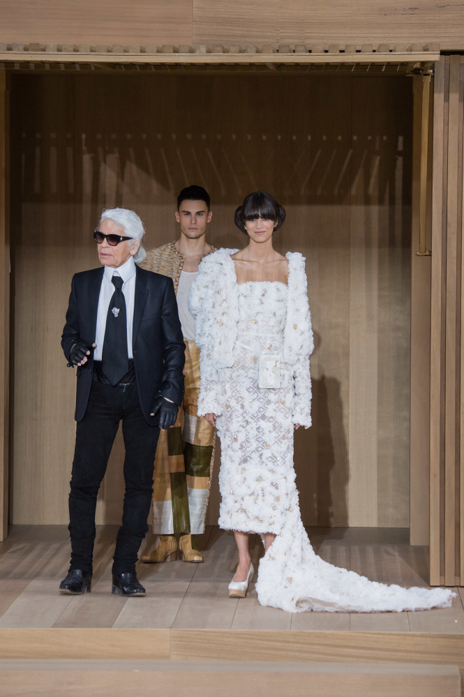 Chanel Haute Couture Spring/Summer 2016 Collection.