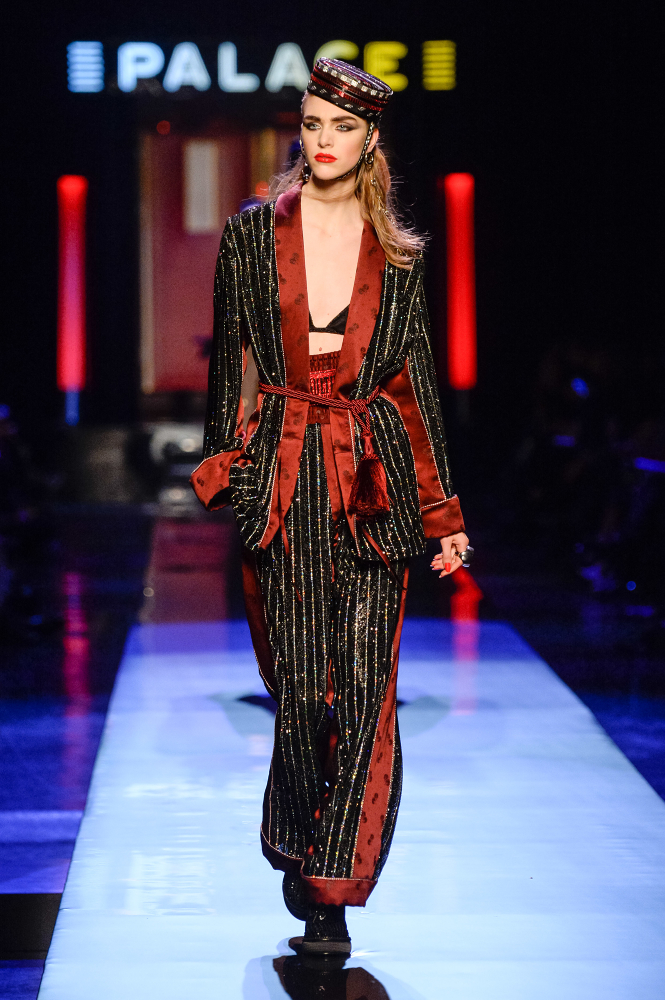 Jean Paul Gaultier Haute Couture Spring/Summer 2016 Collection.