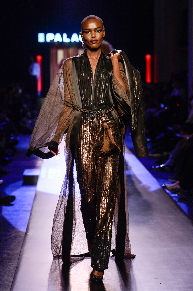 Jean Paul Gaultier Haute Couture Spring/Summer 2016 Collection
