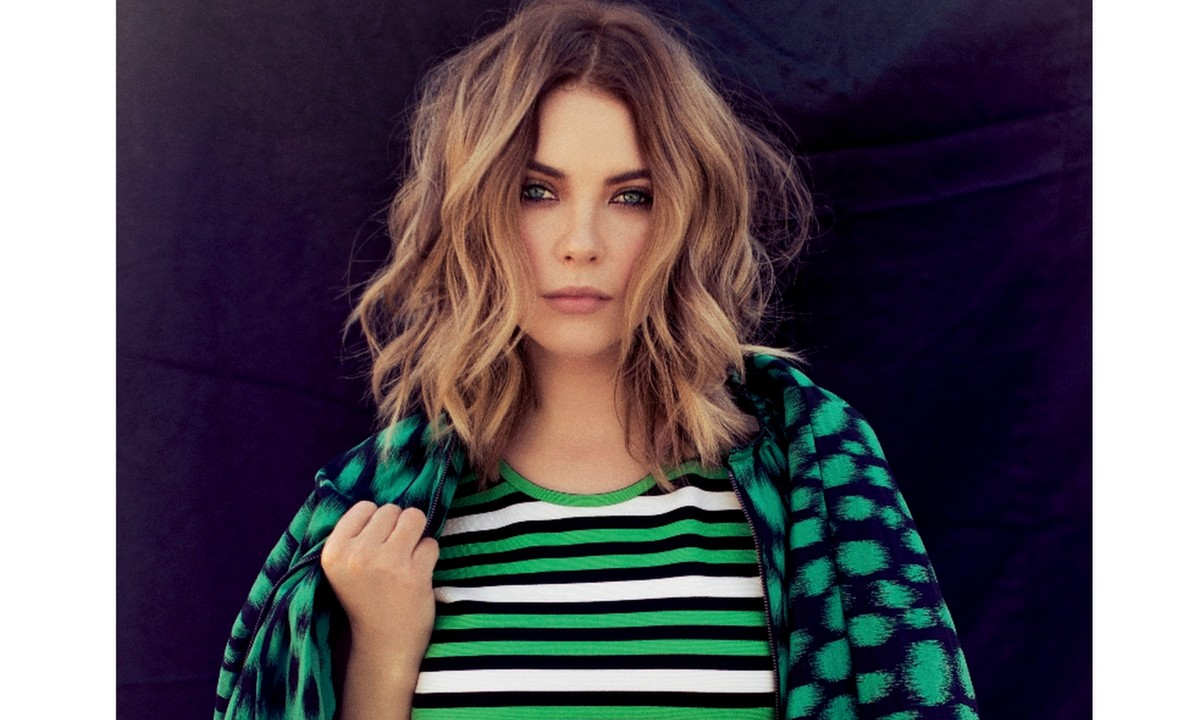 Ashley Benson opens up to Ocean Drive Magazine‏