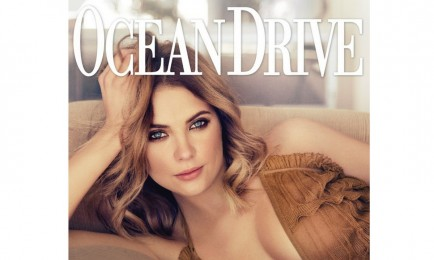 Ashley Benson opens up to Ocean Drive Magazine‏. Photo Credit: Randall Slavin.