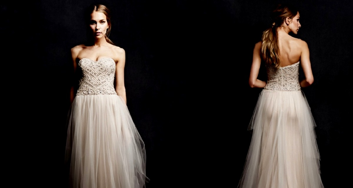 Bridal Trends for 2016: Isabelle Armstrong