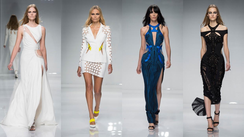 Atelier Versace Haute Couture S/S 2016 Runway