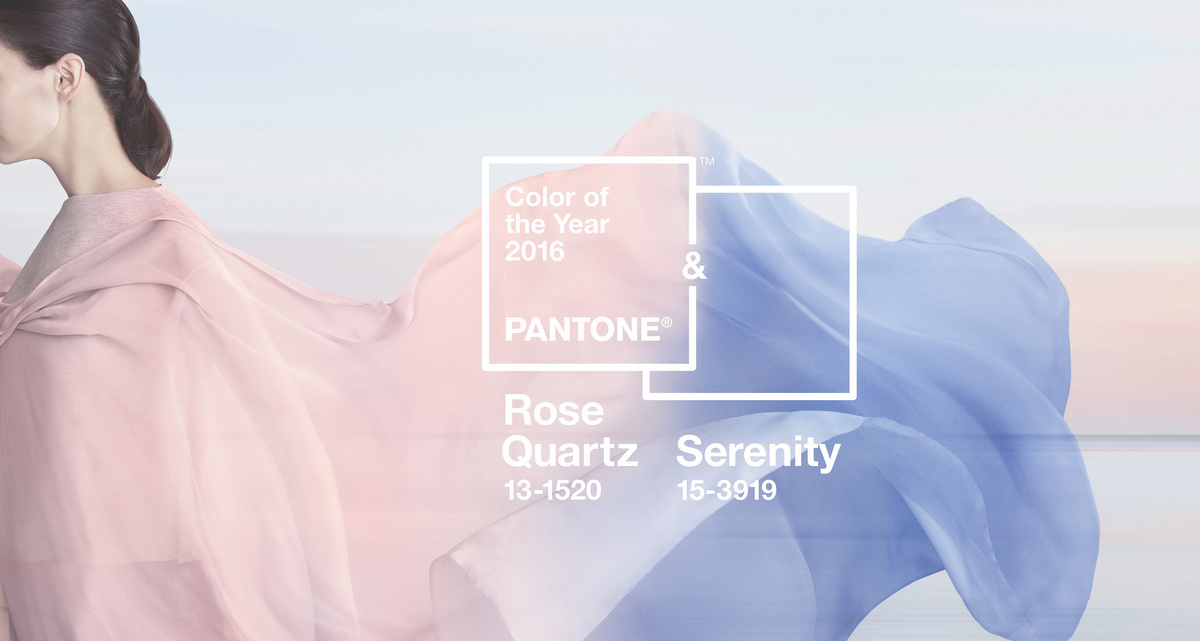 Spring/ Summer 2016: Colors of the year