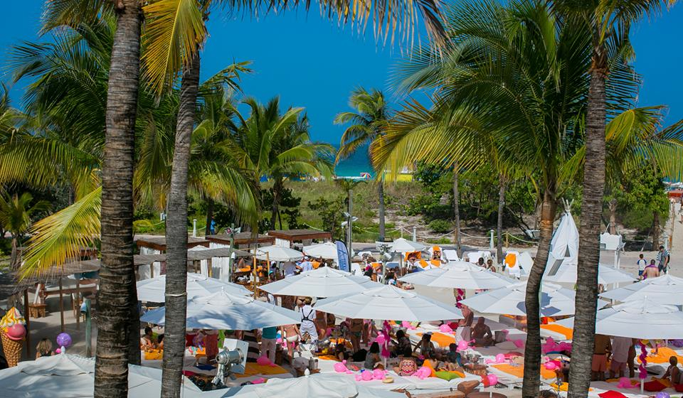 Nikki Beach Celebrates Valentine's Day with a Contest for Couples
