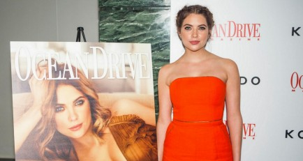 """Ocean Drive Magazine Celebrates 23RD Anniversary Issue with Ashley Benson at Komodo""."