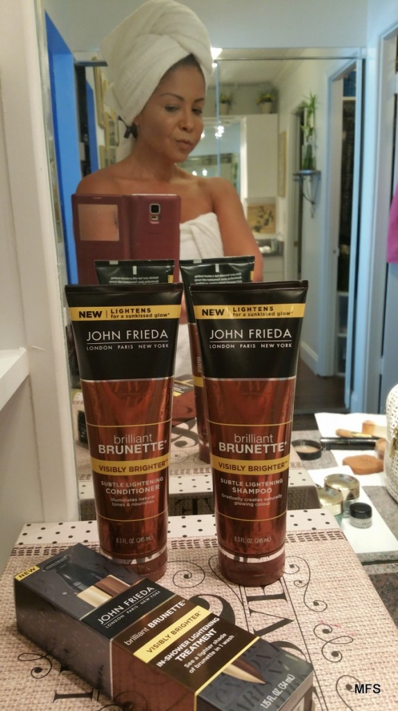 Hair Trends: The Rise of Brunettes with John Frieda