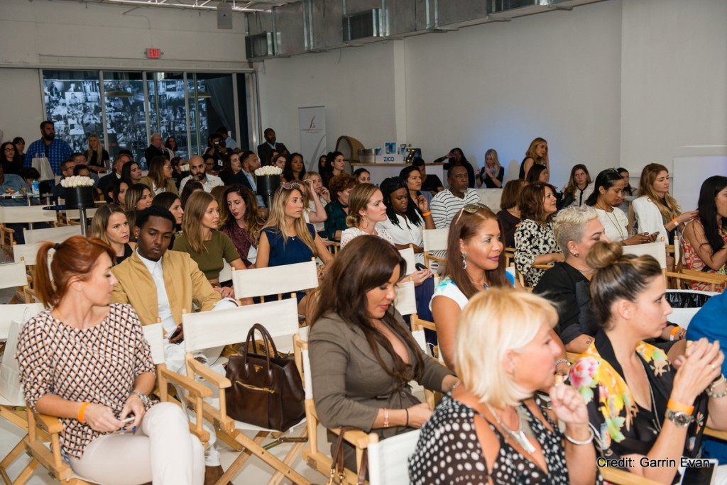 Fashion Group International of South Florida presented 'Designed in Miami II' during 'Funkshion Fashion Week'