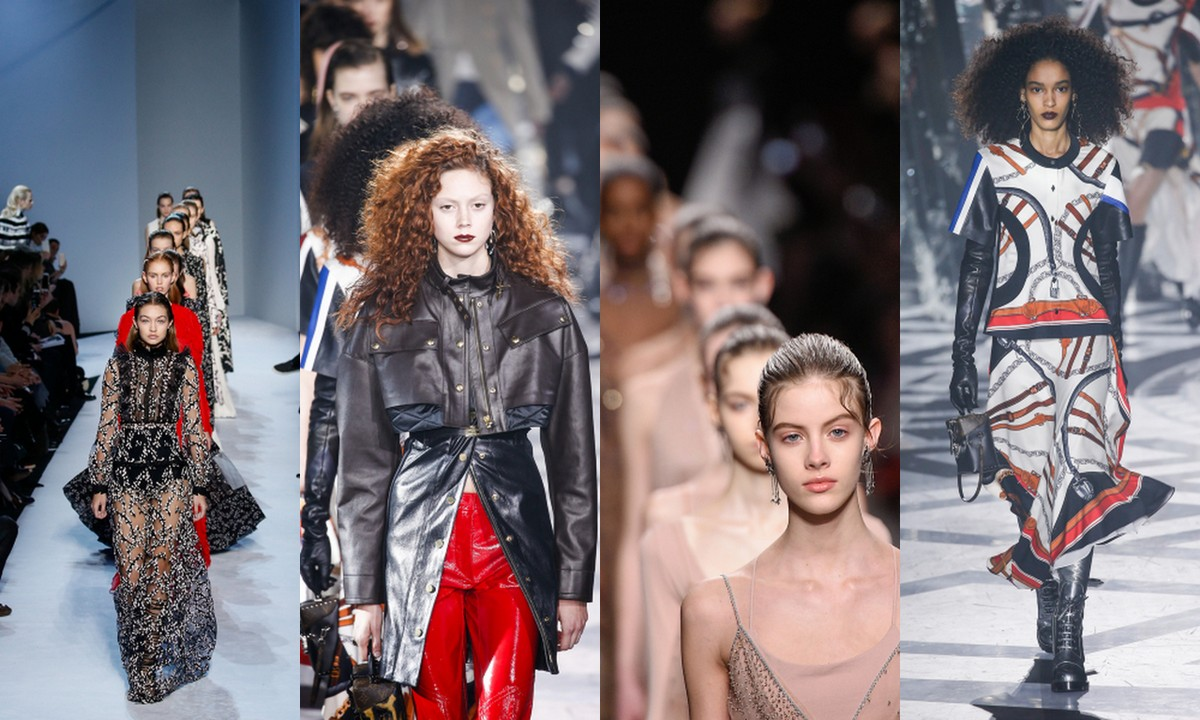 Winter Trends: Paris Fashion Week Fall/Winter 2016-2017