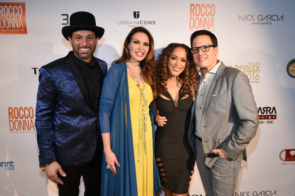 Leo Rocco, Barbara Palacios , Marger and Raul Gonzalez