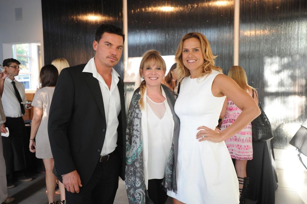 Alan Araujo, Mayi De La Vega, & Anna Sherrill