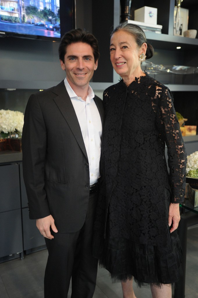 Camilo Miguel Jr. & Michele Oka Doner
