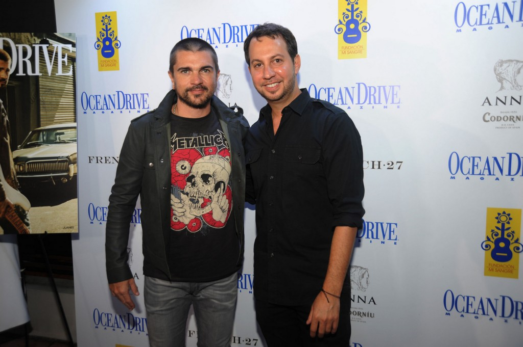 Juanes & Jared Shapiro
