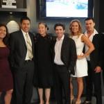 Macarena Gomez, Eddie Otero, Michele Oka Doner, Camilo Miguel Jr, Anna Sherrill, Alan Araujo, & Daniel De La Vega