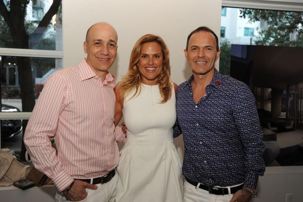 Pedro Maal, Anna Sherrill, & Leonardo Davalos