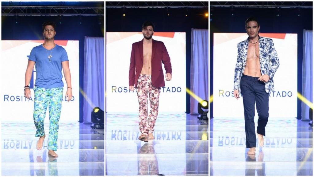 Rosita Hurtado Men's Wear.