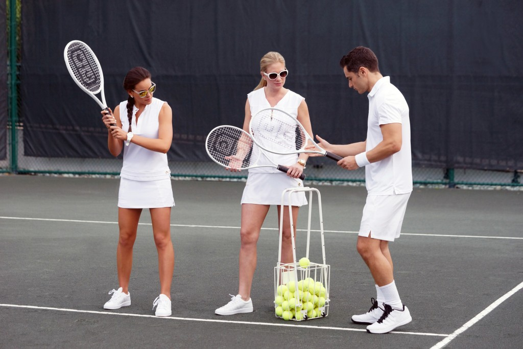 Miami Design Firms Produces New Tennis Line‏