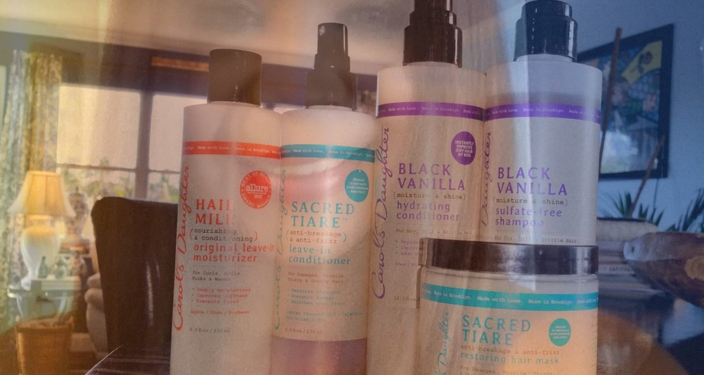 Encounter with Carol's Daughter Hair Care