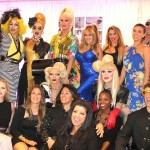 Launching of Love Bravery Collection at Macy's Aventura