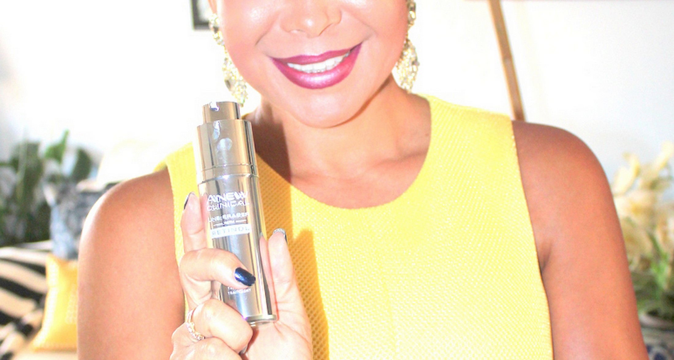Avon Anew Clinical Line Eraser with Retinol: How age becomes just a number