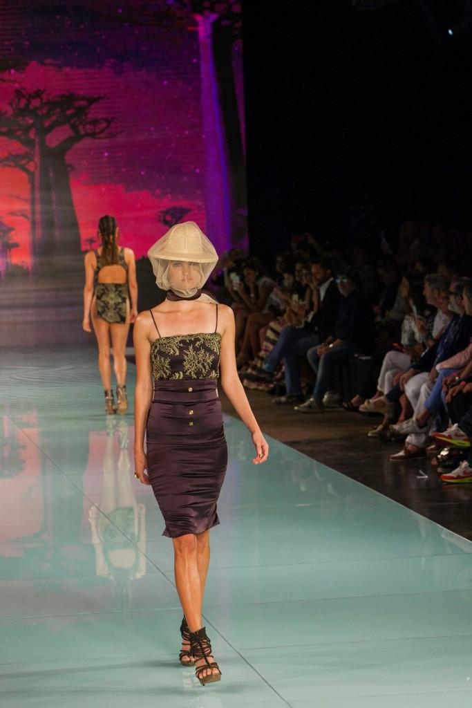 Andres Sarda at Miami Fashion Week 2016