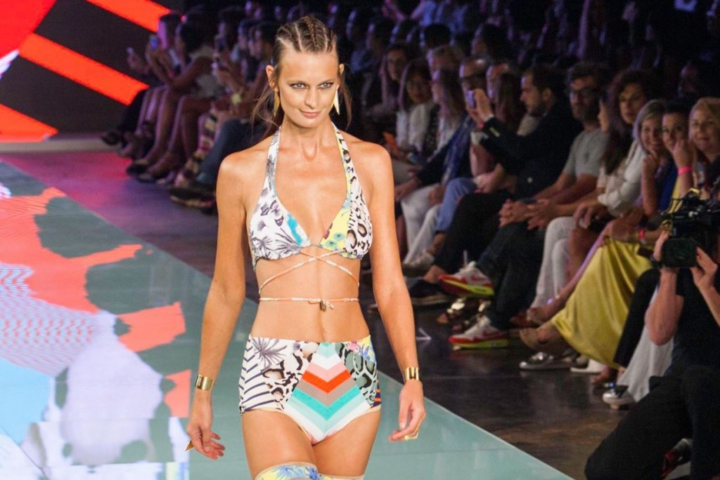 Andres Sarda at Miami Fashion Week 2016