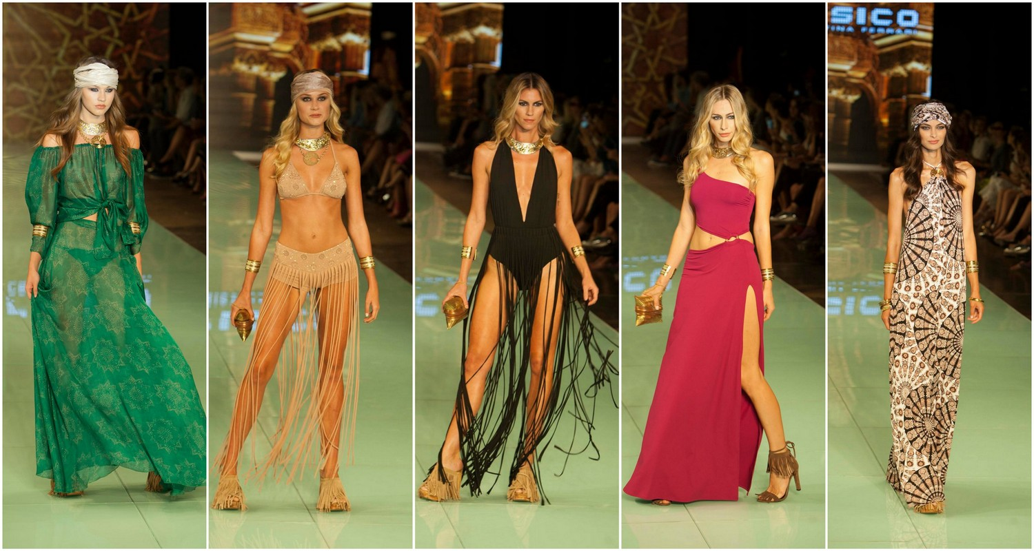 Miami Fashion Week: Fisico by Cristina Ferrari